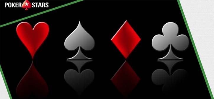 Гонка мастей Pokerstars