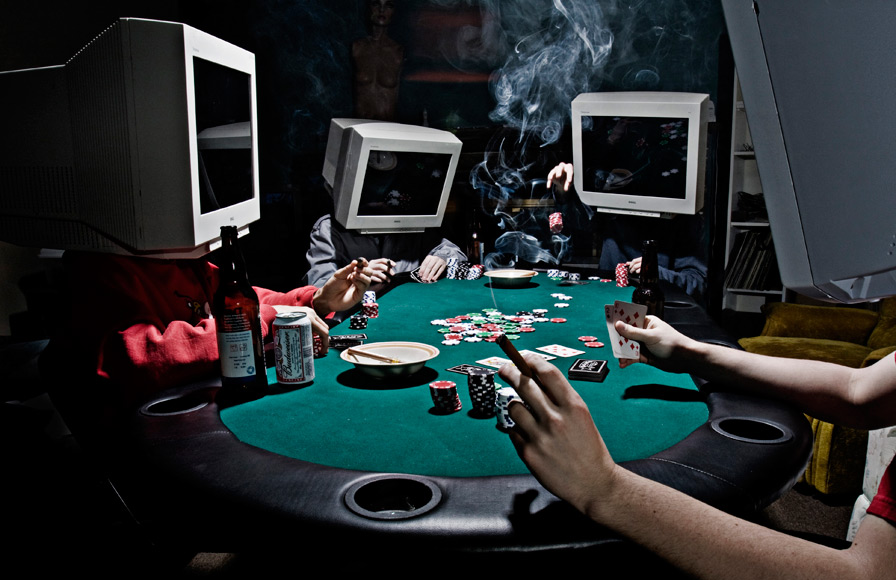 Онлайн покер с компьютером игровые автоматы казино рояль играть на i