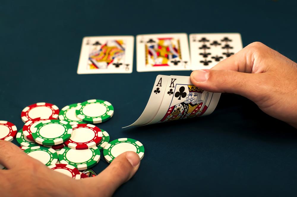 Игра в покер для всех