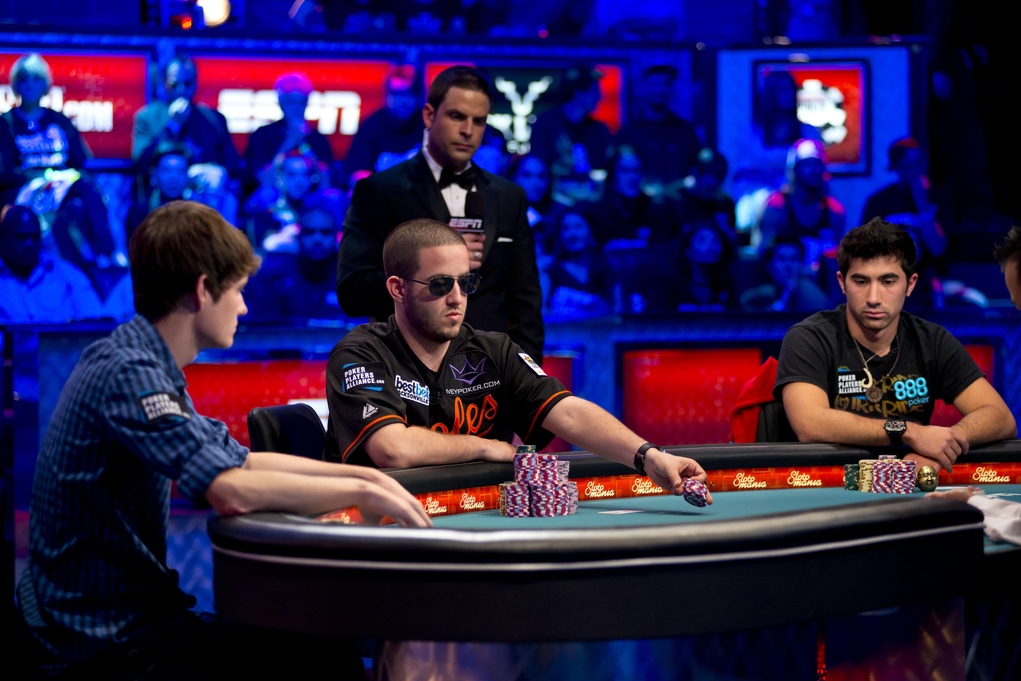 видео покер в казино победа