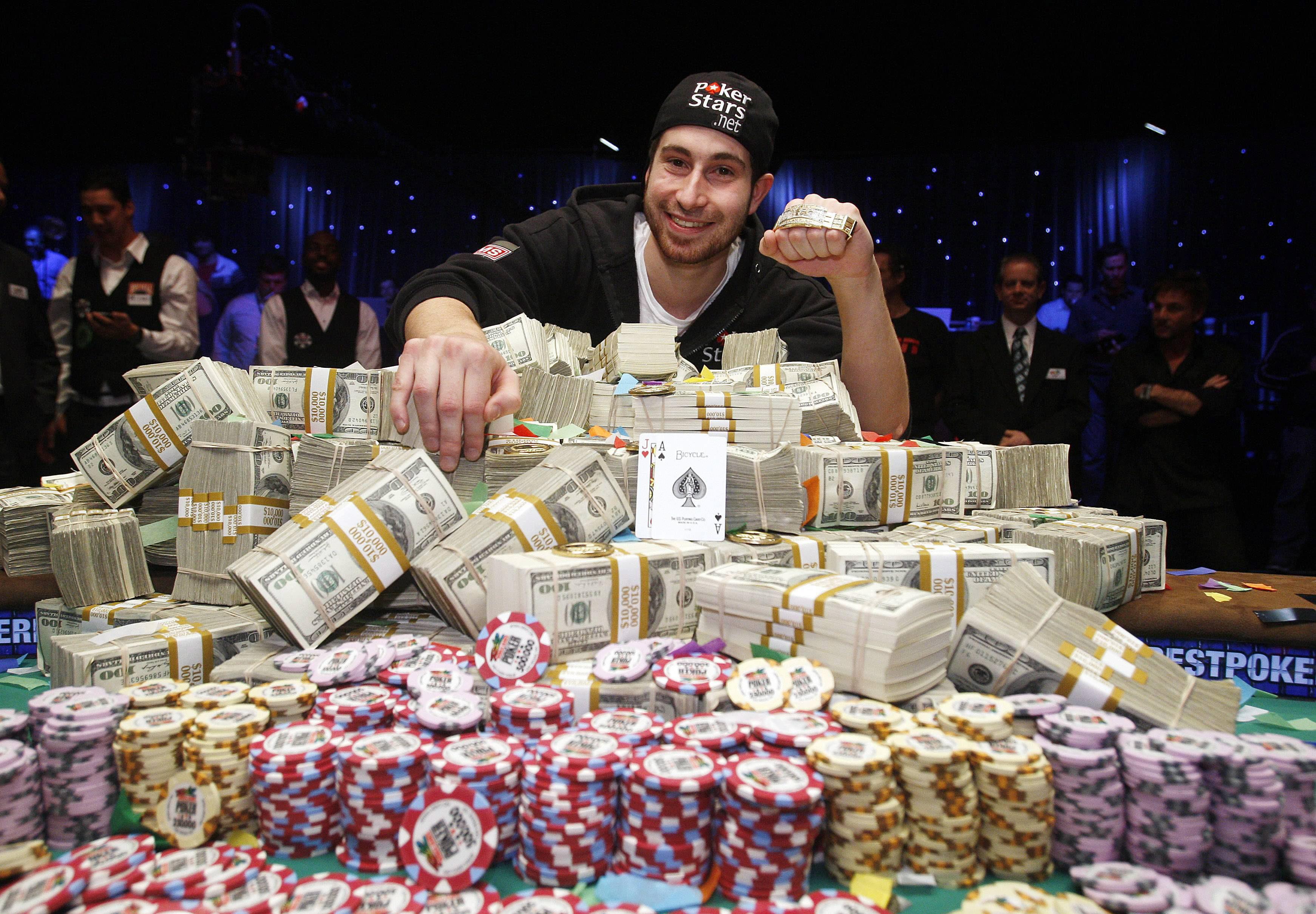 И и техасский покер