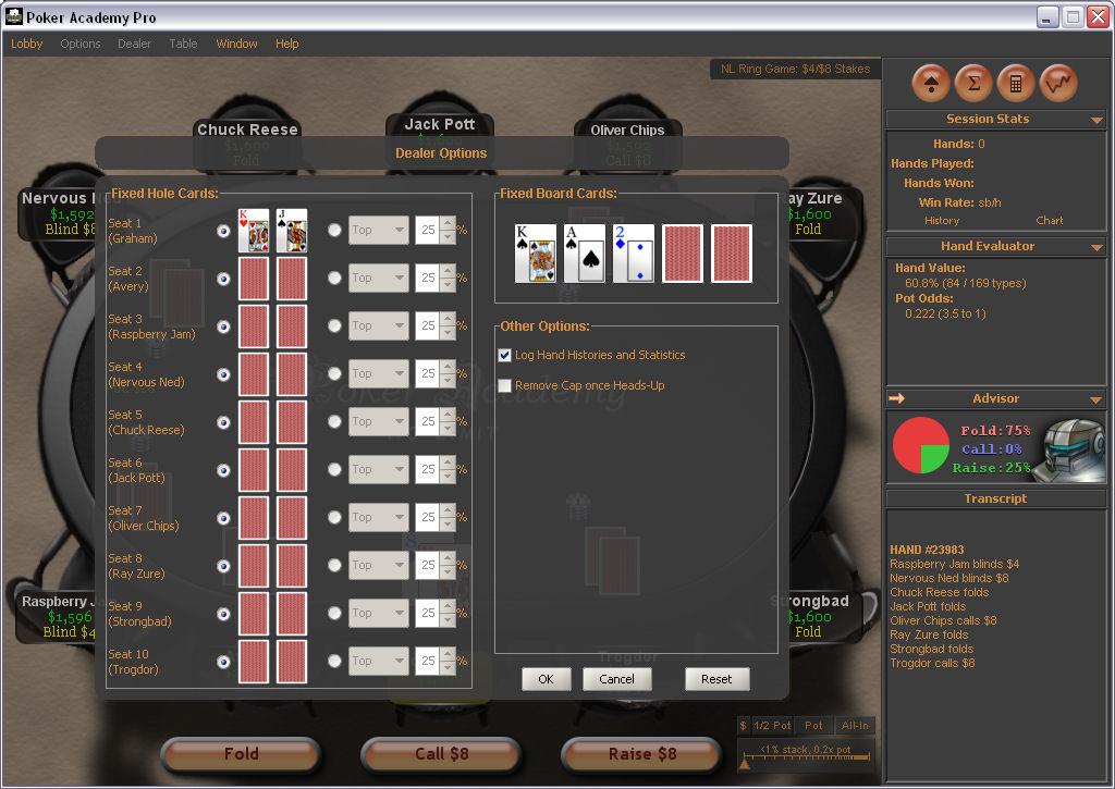 Poker academy pro rus скачать бесплатно