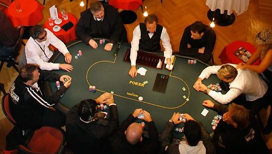 правила игры в рулетку в казино