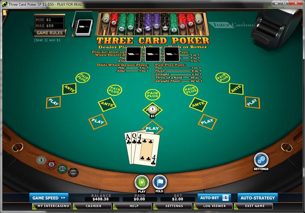 Casino 3 card poker rules director of casino royal